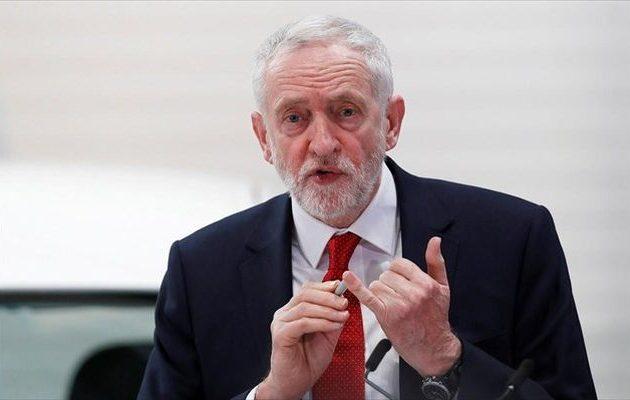 Ο Κόρμπιν θέλει δεύτερο δημοψήφισμα για το Brexit