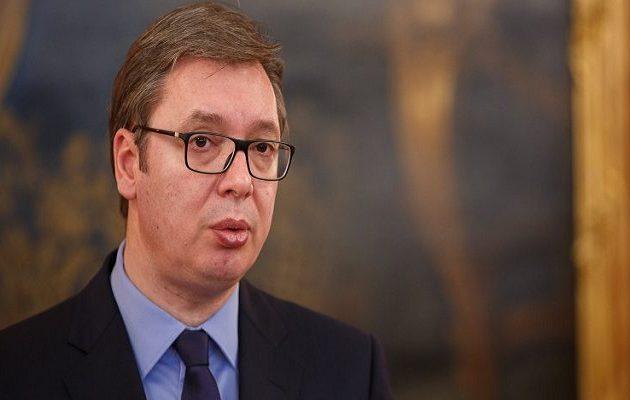Βούτσιτς: Θέλουμε συμβιβαστική και όχι ταπεινωτική λύση για το Κόσοβο