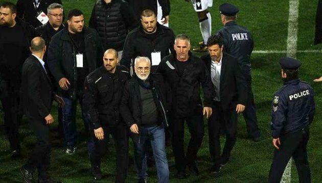 Πειθαρχική δίωξη κατά ΠΑΟΚ και Ιβάν Σαββίδη άσκησε ο ποδοσφαιρικός εισαγγελέας