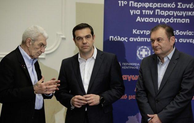 """Τσίπρας: """"Ανοίγει ο δρόμος για οριστική και καθαρή έξοδο από την περιπέτεια των μνημονίων"""""""