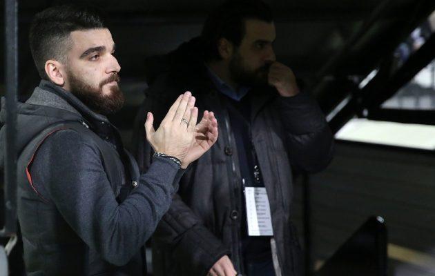 Ο υιός Σαββίδης αφήνει ανοιχτό το ενδεχόμενο να μην κατέβει ο ΠΑΟΚ στον τελικό του Κυπέλλου με την ΑΕΚ