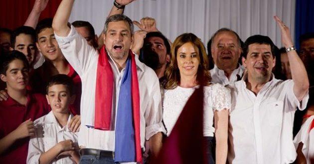 Ο δεξιός Μάριο Άμπντο Μπενίτες νέος Πρόεδρος της Παραγουάης