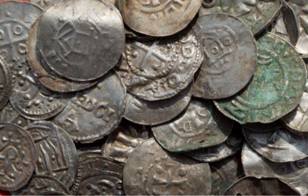 Βρέθηκε στη Γερμανία θησαυρός της εποχής του μεσαιωνικού βασιλιά Χάραλντ του Κυανόδοντα