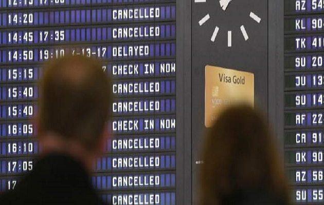 Συναγερμός στα αεροδρόμια: Χιλιάδες πτήσεις ενδέχεται να καθυστερήσουν λόγω βλάβης