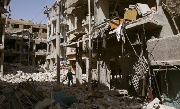 Οι επιθεωρητές του ΟΑΧΟ συνεχίζουν τις έρευνες στη Ντούμα για να εξακριβώσουν εάν έγινε χρήση χημικών