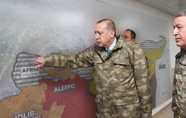 Η Τουρκία του Ερντογάν δεν αποτελεί λειτουργικό τμήμα της Δύσης, αλλά εχθρικό