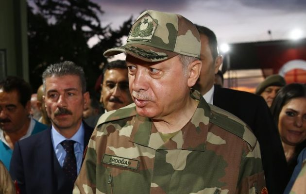 "Times: Ο Ερντογάν μεταμορφώθηκε σε πολεμικό ηγέτη, αλλά από οικονομία… ""μάπα"""