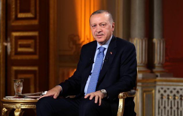 «Παραμύθια» η «επίθεση φιλίας» του Ερντογάν – Μίλησε για ειρήνη με προϋπόθεση να του δώσουμε το μισό Αιγαίο