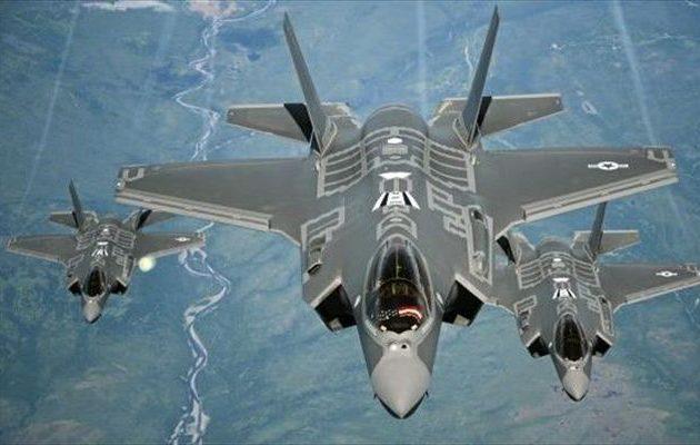Οι Τούρκοι επιμένουν ότι «δεν είναι εύκολο να αποκλειστούν» από τα F-35