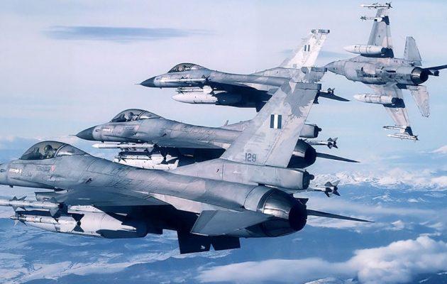 Δεν παρενόχλησαν το «Τσεσμέ» ελληνικά F-16 – Προβοκάτορας ο Χουλουσί Ακάρ