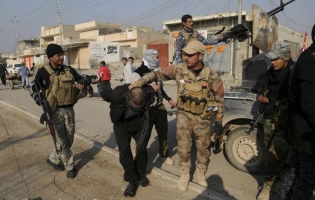 Συνελήφθη ο χρηματοδότης του Ισλαμικού Κράτους στη Ντιγιάλα του Ιράκ