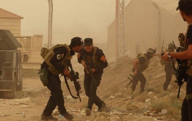 Οι Ιρακινοί έπιασαν σε ενέδρα ζωντανό σημαντικό τρομοκράτη του Ισλαμικού Κράτους