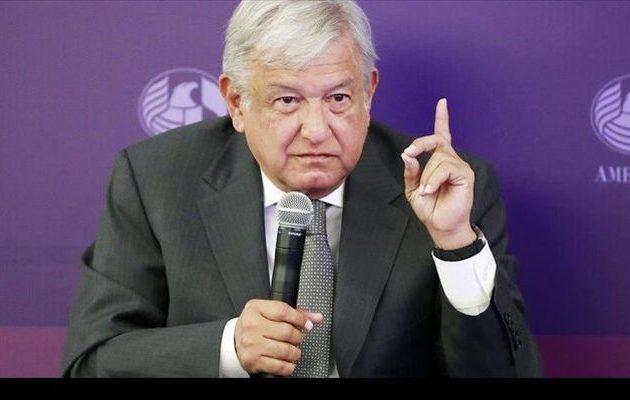Πρόεδρος Μεξικoύ: Δεν είμαστε αποικία των ΗΠΑ – Δεν θα συγχαρώ ακόμα τον Μπάιντεν