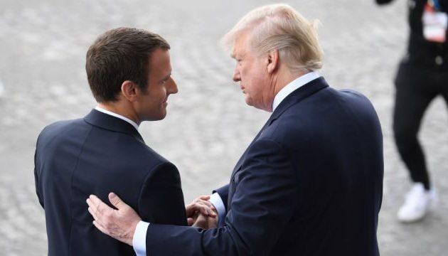 Τραμπ και Μακρόν συμφώνησαν η επόμενη σύνοδος των G7 να πραγματοποιηθεί δια ζώσης