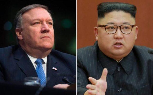 Ο Τραμπ επιβεβαιώνει την μυστική συνάντηση Μάικ Πομπέο – Κιμ Γιονγκ Ουν