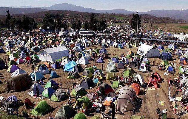 NYT: Κίνδυνος να μείνουν «κολλημένοι» σε Ελλάδα, Ιταλία και Ισπανία οι πρόσφυγες