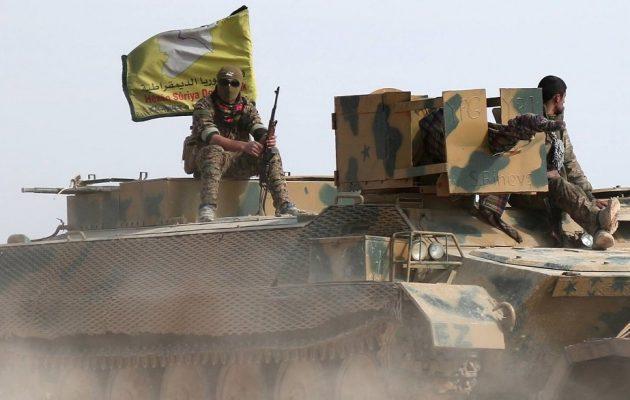 Οι Συριακές Δημοκρατικές Δυνάμεις ανακατέλαβαν οκτώ χωριά από τους φιλότουρκους