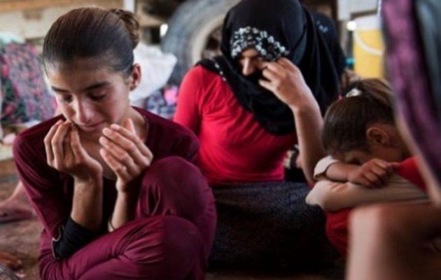 Οι ιρακινές Αρχές συνέλαβαν δουλέμπορο που πωλούσε γυναίκες επί Ισλαμικού Κράτους