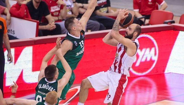 Ευρωλίγκα: Η Ζαλγκίρις έκανε το μπρέικ και νίκησε τον Ολυμπιακό (87-78)