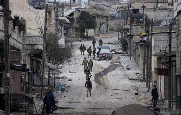 Διορία 48 ωρών στους τζιχαντιστές για να εγκαταλείψουν θύλακα νότια της Δαμασκού