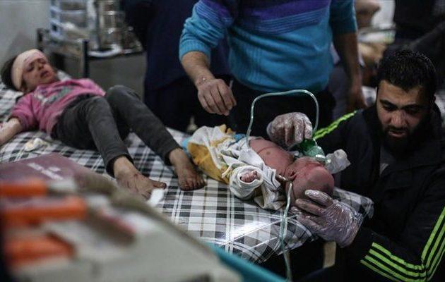 Εμπειρογνώμονες: Ρώσοι και Άσαντ δεν μας αφήνουν να πλησιάσουμε στη Ντούμα