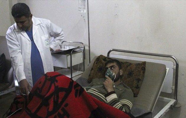 Η E.E. θέλει να… βάλει «μέσον» Ρωσία-Ιράν για τα χημικά του Άσαντ