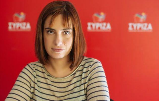 Σβίγκου: Ανεύθυνη η στάση της ΝΔ στα ελληνοτουρκικά