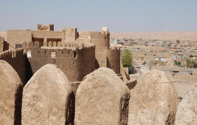 Πρόλαβαν το Ισλαμικό Κράτος πριν ανατινάξει το κάστρο της Ταλ Αφάρ στο Ιράκ