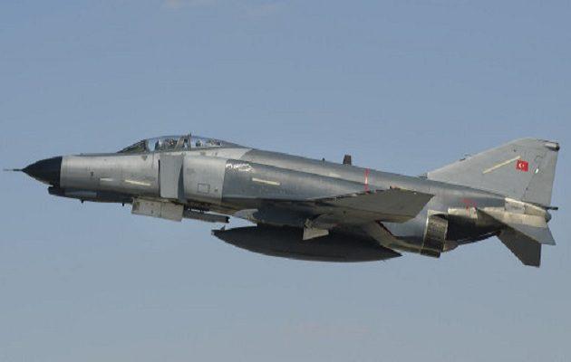 Προκάλεσε πάλι η Άγκυρα: Τουρκικά αεροσκάφη πέταξαν πάνω από Παναγιά και Οινούσσες
