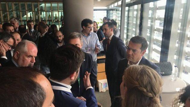 Τσίπρας: Να επενδύσουμε σε κεφάλαιο και καινοτομία για να οικοδομήσουμε ένα καλύτερο μέλλον