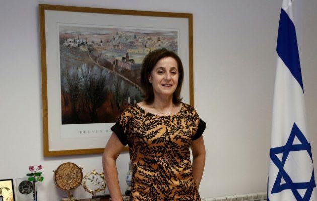 Πρέσβης του Ισραήλ: «Η Ελλάδα πολύ σημαντικός στρατηγικός εταίρος»