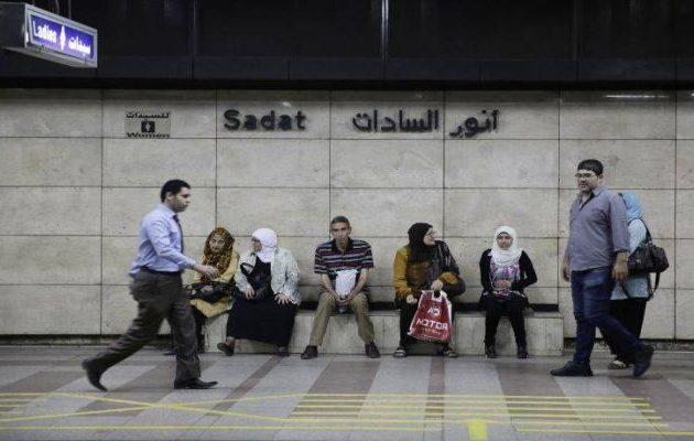 """Οργή στο Κάιρο για τις αυξήσεις-φωτιά στο Μετρό – Πόσο """"τσιμπούν"""" τα εισιτήρια"""