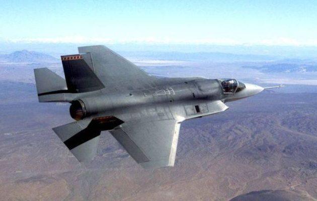 ΣΟΚ στην Άγκυρα: Οι ΗΠΑ δεν δίνουν F-35 στην Τουρκία