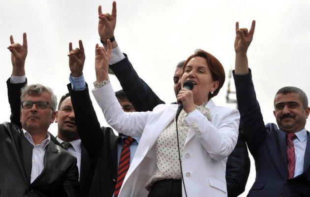 Αυτή είναι η Ακσενέρ, η «Λύκαινα» που απειλεί τον Ερντογάν και τους… άνδρες