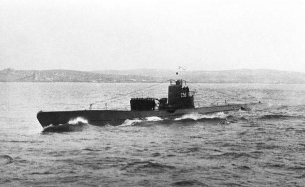 Εντόπισαν 75 χρόνια μετά την ακριβή θέση του υποβρυχίου «Κατσώνης» (φωτο+βίντεο)