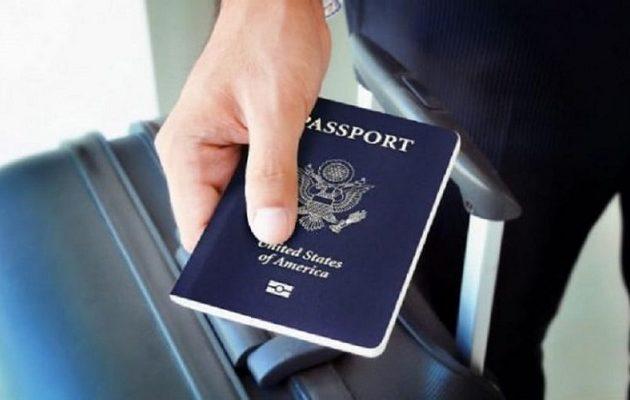 Ποια χώρα έχει το ισχυρότερο διαβατήριο του κόσμου – Πού βρίσκεται η Ελλάδα