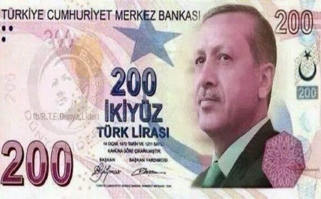 Πατώνει η τουρκική λίρα, παρά την είδηση για «σανίδα σωτηρίας» από Κατάρ