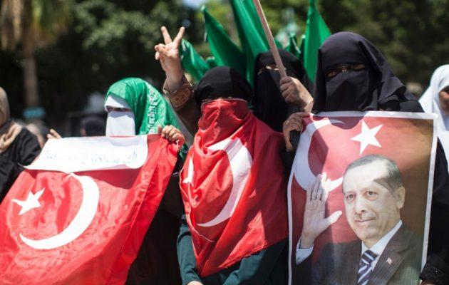 Αρκετά με την προπαγάνδα του Ερντογάν ενάντια στο Ισραήλ