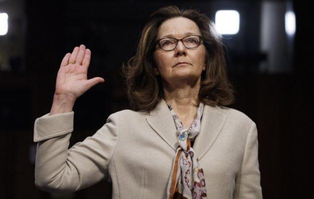 Η Τζίνα Χάσπελ εκλέχτηκε πρώτη γυναίκα επικεφαλής της CIA