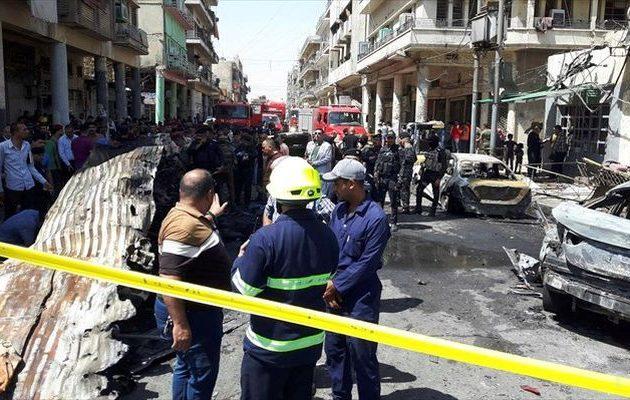 Τζιχαντιστής ανατινάχθηκε σε πλατεία της Βαγδάτης μέσα στο Ραμαζάνι – Τουλάχιστον τέσσερις νεκροί