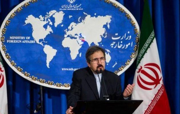 ΥΠΕΞ Ιράν: Δεν αποσύρουμε τον στρατό μας από τη Συρία εκτός εάν μας το ζητήσει η συριακή κυβέρνηση
