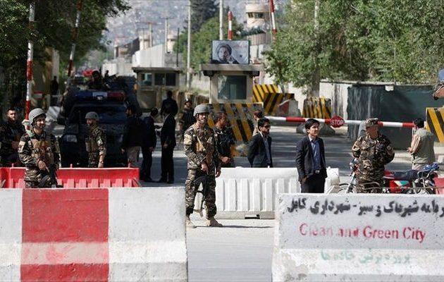 Τρεις ισχυρές εκρήξεις και ανταλλαγή πυρών στην Καμπούλ