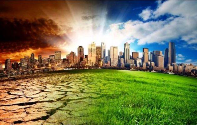 Τα νοικοκυριά εκπέμπουν αντίστοιχο διοξείδιο άνθρακα με τις βιομηχανίες