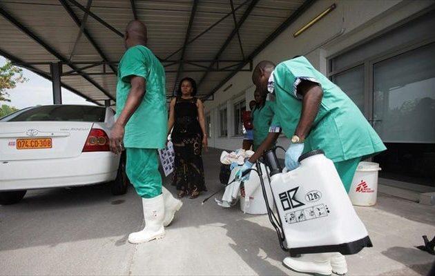 Σε συναγερμό ο ΠΟΥ για την εξάπλωση Έμπολα στο Κονγκό