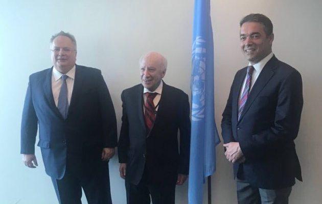 Ο Νίμιτς θέλει το Nova Macedonia για όνομα της ΠΓΔΜ – Τι γράφει ο Μιχάλης Ιγνατίου