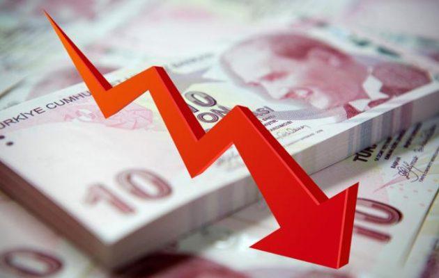 Εκτοξεύτηκαν στο 20,09% τα τουρκικά ομόλογα – 1 ευρώ = 6,1503 λίρες – 1$ = 5,3120 λίρες