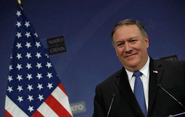 Ο Πομπέο φέρνει στις ΗΠΑ τους υπ. Εξωτερικών Αρμενίας και Αζερμπαϊτζάν