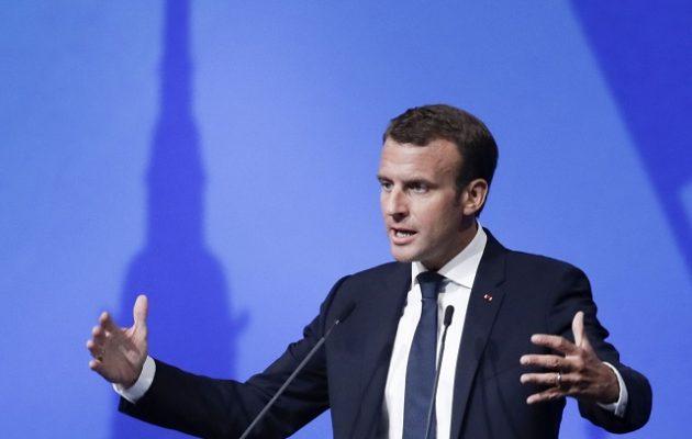 Tι λένε οι γαλλικές επιχειρήσεις για τα μέτρα Μακρόν