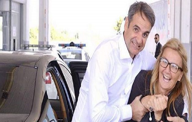 Γκάφα Μητσοτάκη: Το ξεχασμένο διαβατήριο και η… ένοχη Μαρέβα