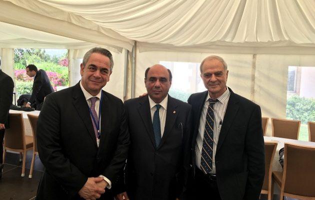 Μίχαλος: Ισχυρή συμμαχία και στο επιχειρείν Ελλάδας-Κύπρου-Ισραήλ